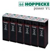 bateríapower VL 2-3500 de 12V y 4700Ah en C100