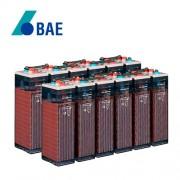 Batería estacionaria 24V OPzS  BAE 11 PVS 1650