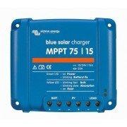 Regulador Blue Solar Victron MPPT 75/15 para sistemas a 12/24V y hasta 15A de carga