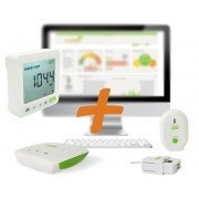 Pack Efergy internet con Monitor