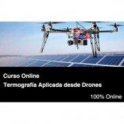 Curso Online termogafia con drones