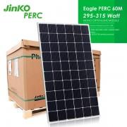 Placas solares monocristalinas Jinko PERC eagle 60 celulas