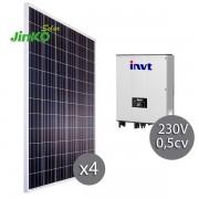 Kit depuradora solar para bombas de 0.5CV (367W) a 230V