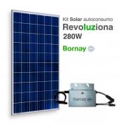 Kit Solar Revoluziona de 280W