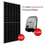 Kit solar de autoconsumo Fronius de 8,2kW