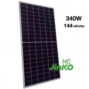 panel solar jinko 340W HC poli 24v