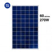 Panel solar 270W de 60 células SCL policristalino