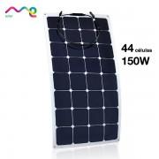 Placa solar flexible ME de 150W