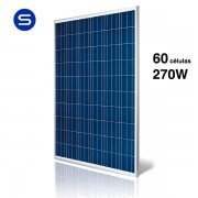 Placa solar 270w de 60 células solares SCL