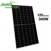 panel solar jinko 340W HC mono 120 cel