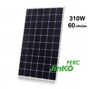 Placa solar Jinko Eagle mono PERC de 310W