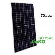 Placa solar Jinko HC mono PERC de 72 células