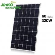 panel solar jinko 320Wp y 60 células mono perc