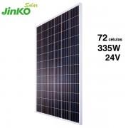 Placa solar Jinko 335W y 24V