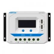 Regulador solar PWM de 48V y 60 amperios VS6048AU con display