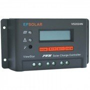 Regulador EPSolar VS2024N 12/24V y 20A