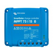 Regulador Victron MPPT Smart Solar 75/15 a 12/24V