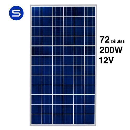 Placas Solares De 12v Por Precio Y Potencia