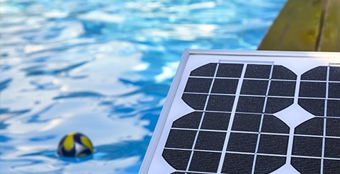 Kit solar con bomba para la depuradora de la piscina - Bomba piscina solar ...