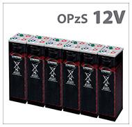 baterias estacionarias OPzS 12v