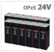 baterias estacionarias OPzS 24v