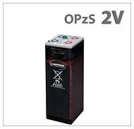 baterias estacionarias OPzS vasos 2v