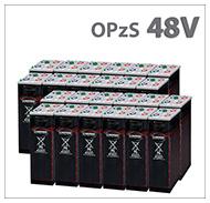 baterias estacionarias OPzS 48v