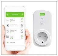 Enchufes programables para controlar aparatos en casa