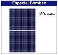 Paneles solares fotovoltaicos 120 células – bombeo solar