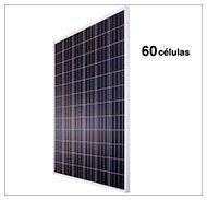 Paneles solares fotovoltaicos 60 células